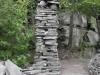 column at dibbles quarry