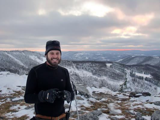 local telemark skier named Eric