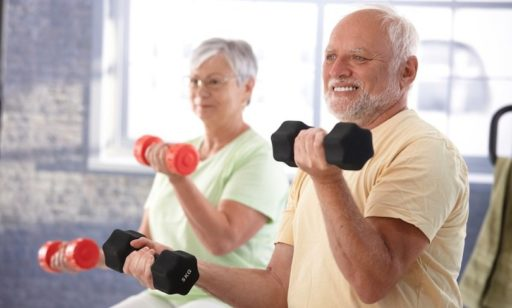 morristown new jersey elderly personal trainer